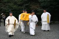 祈年祭の始まり〜