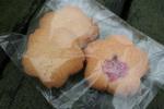 桜味のクッキー