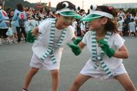 名物・保育園児のかえる踊り