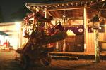 ミニお木曳車