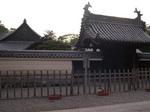 旧慶光院さんの表門