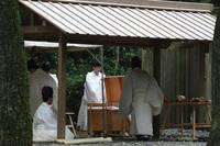 10月5日御塩殿祭