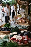 夏野菜がいっぱい(><)