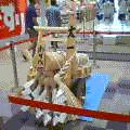 お木曳き車