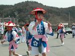 岡本町宮崎の踊り組